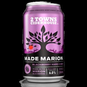 Made Marion, Blackberry Hard Cider
