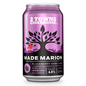Made Marion, Blackberry Hard Cider