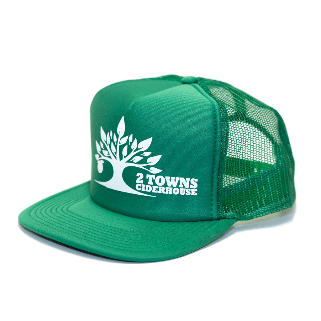 2019_2Towns_Foam-Trucker_Green