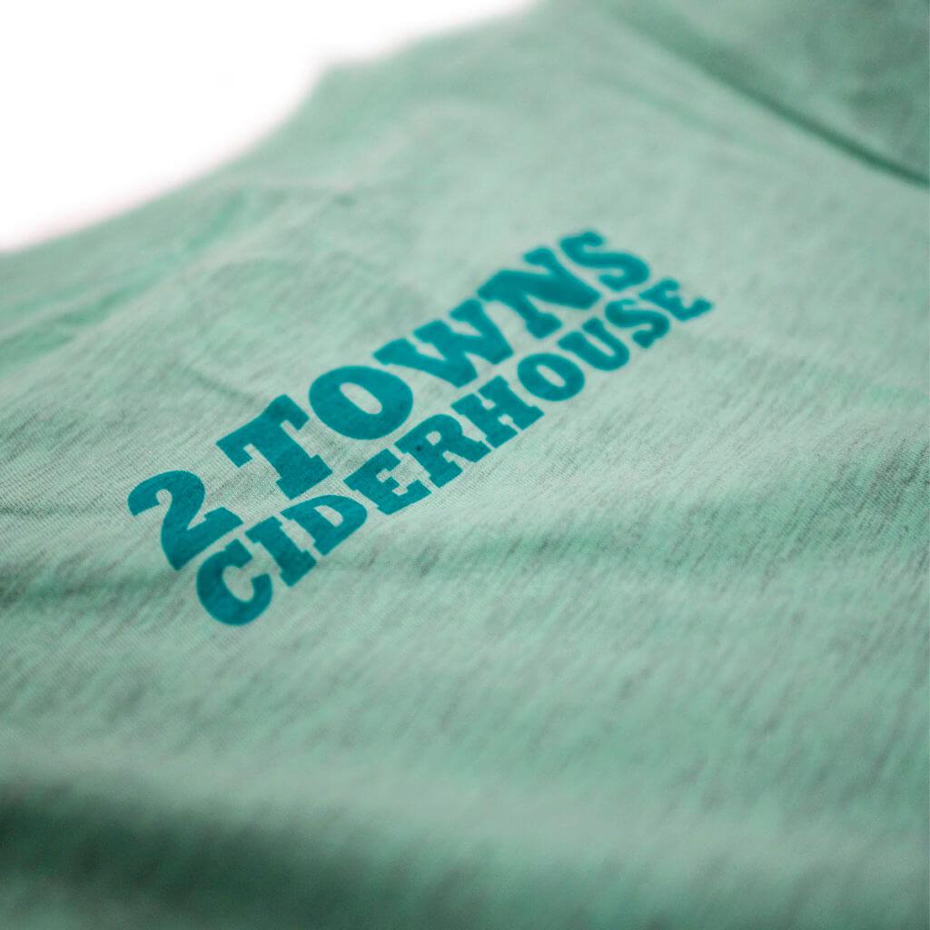 Aqua T-Shirt Details