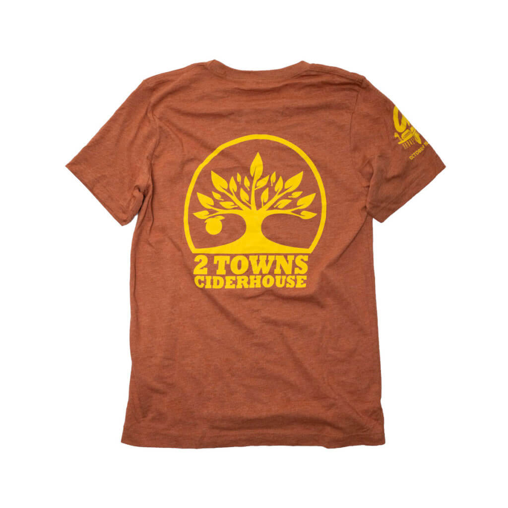 Harvest Shirt Back