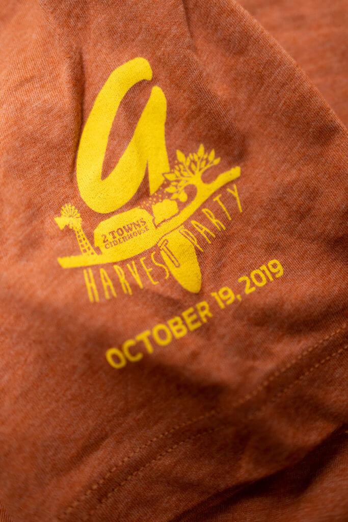 Harvest Shirt Details