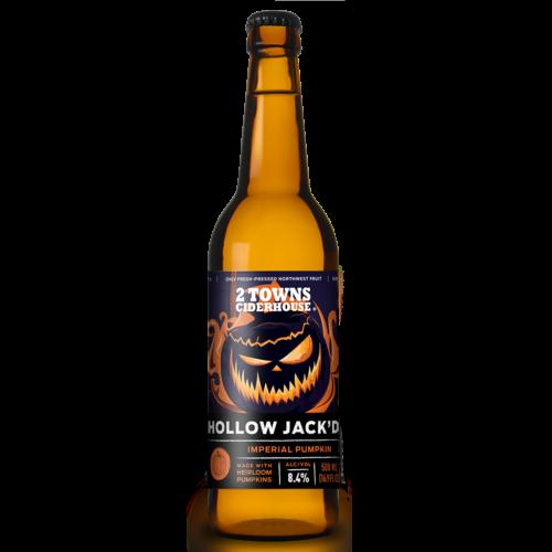 Hollow Jack'D 500ml