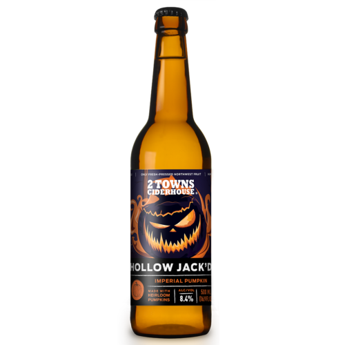 Hollow Jack'D 500ml