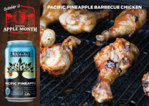 Pacific Pineapple BBQ Chicken