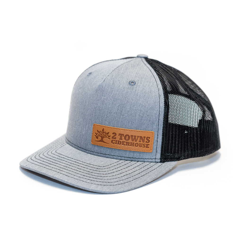 2019_2Towns_Leather-Patch-Trucker_Gray
