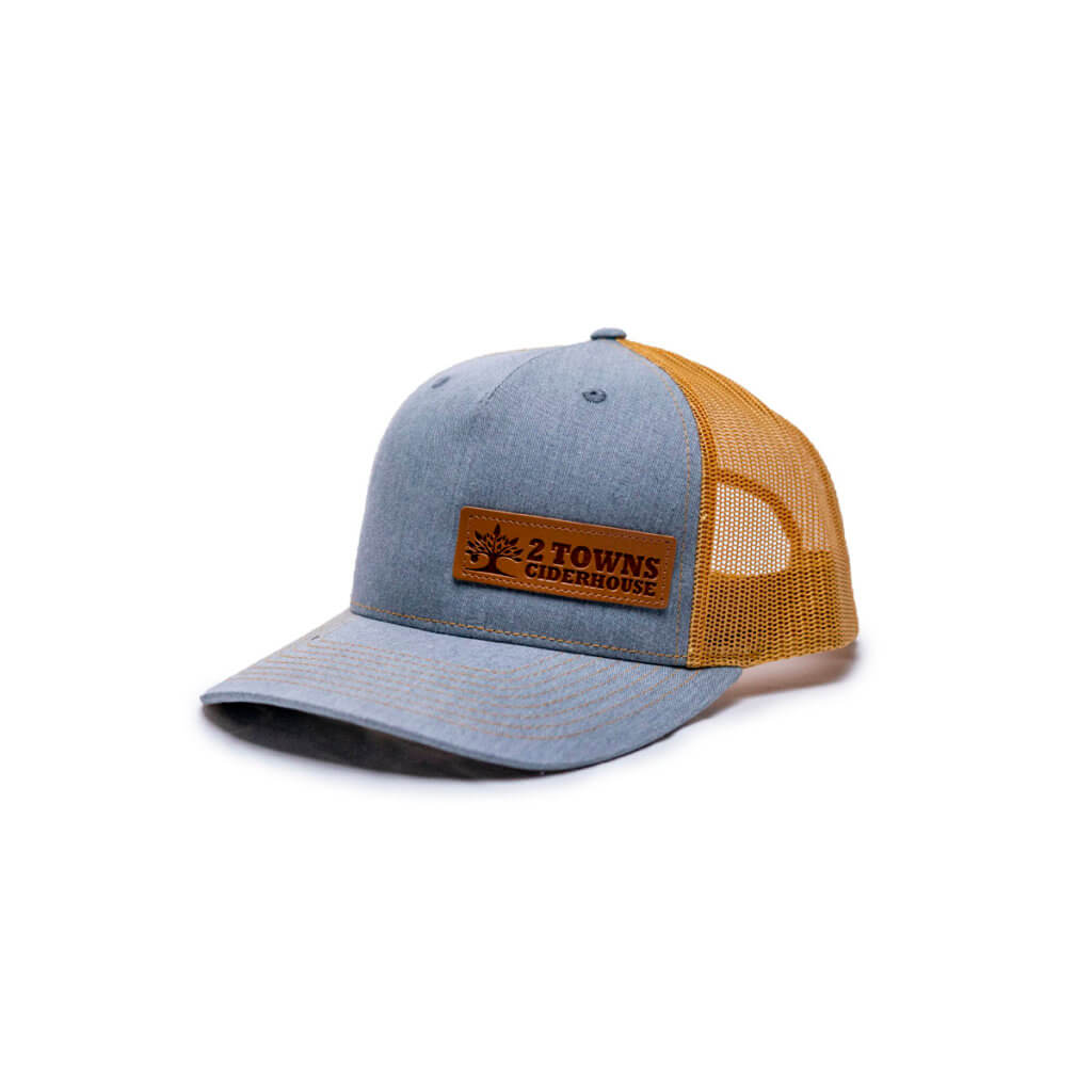 Yellow Patch Hat