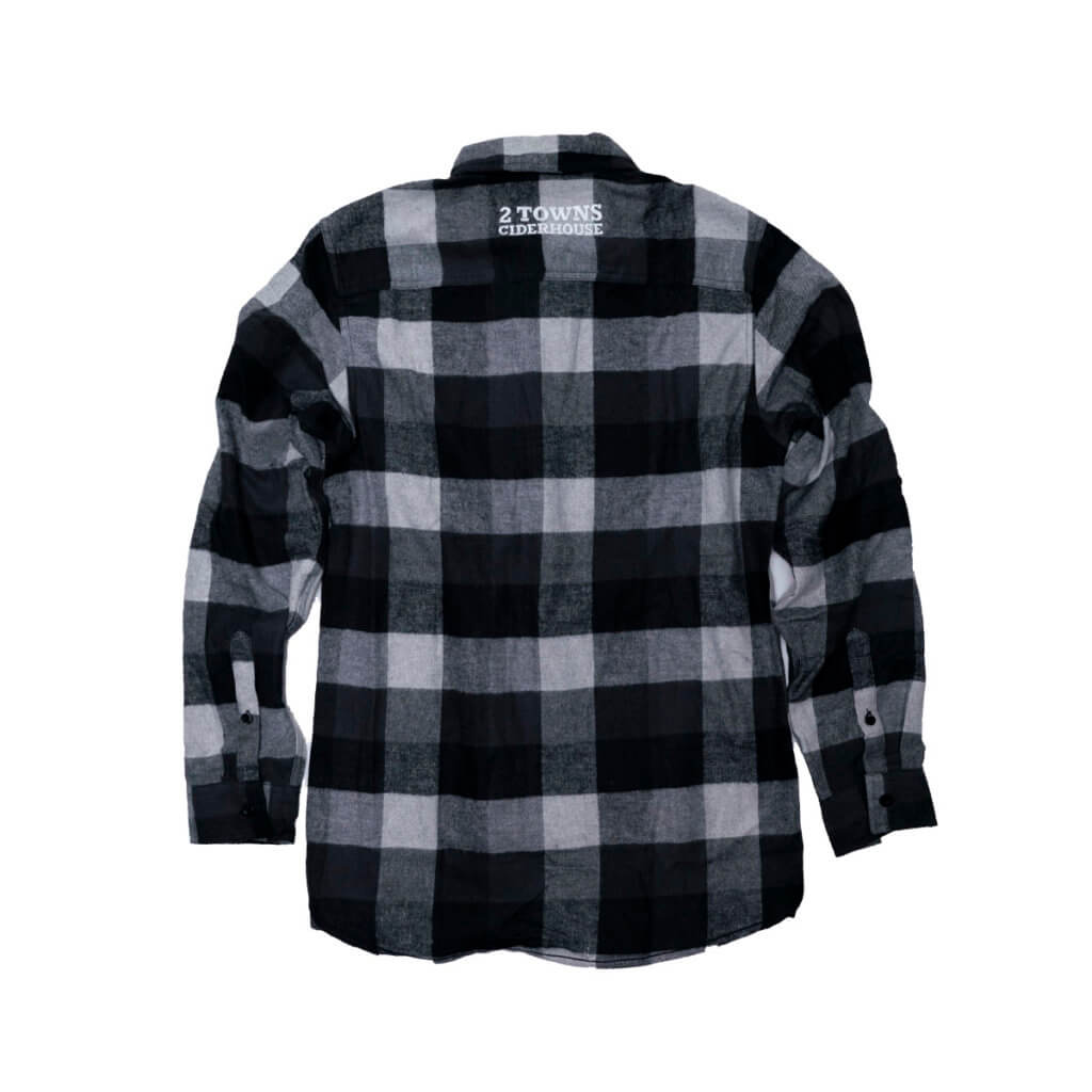 Grey Flannel Back