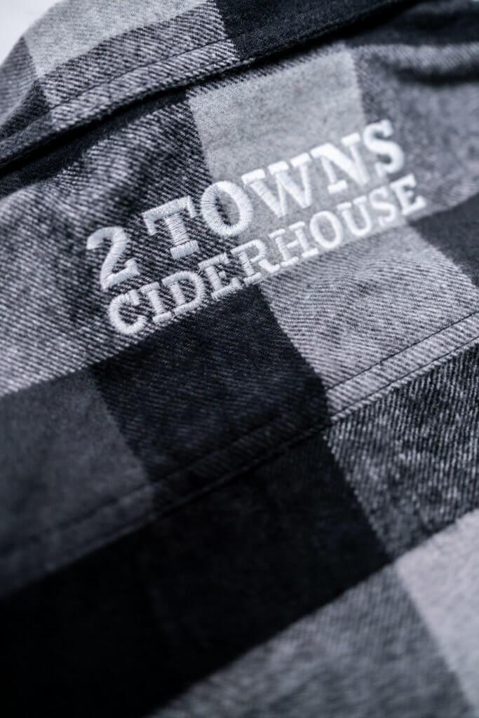 Grey Flannel Detail