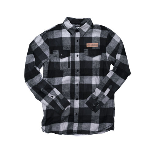 Grey Flannel Front