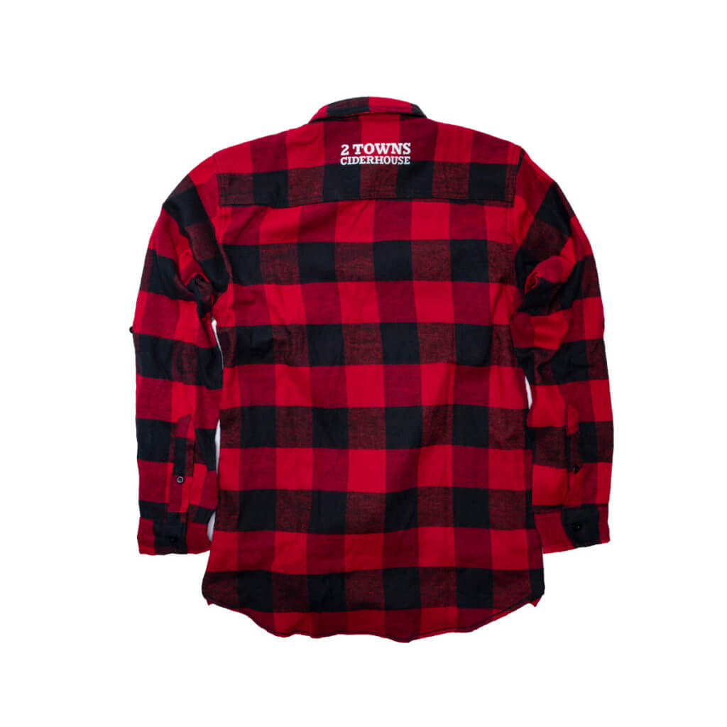 Red Flannel Back