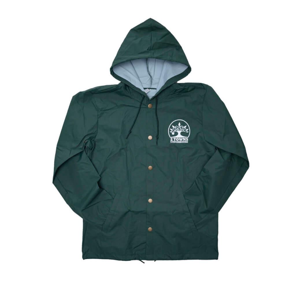 Green Rain Jacket (2)