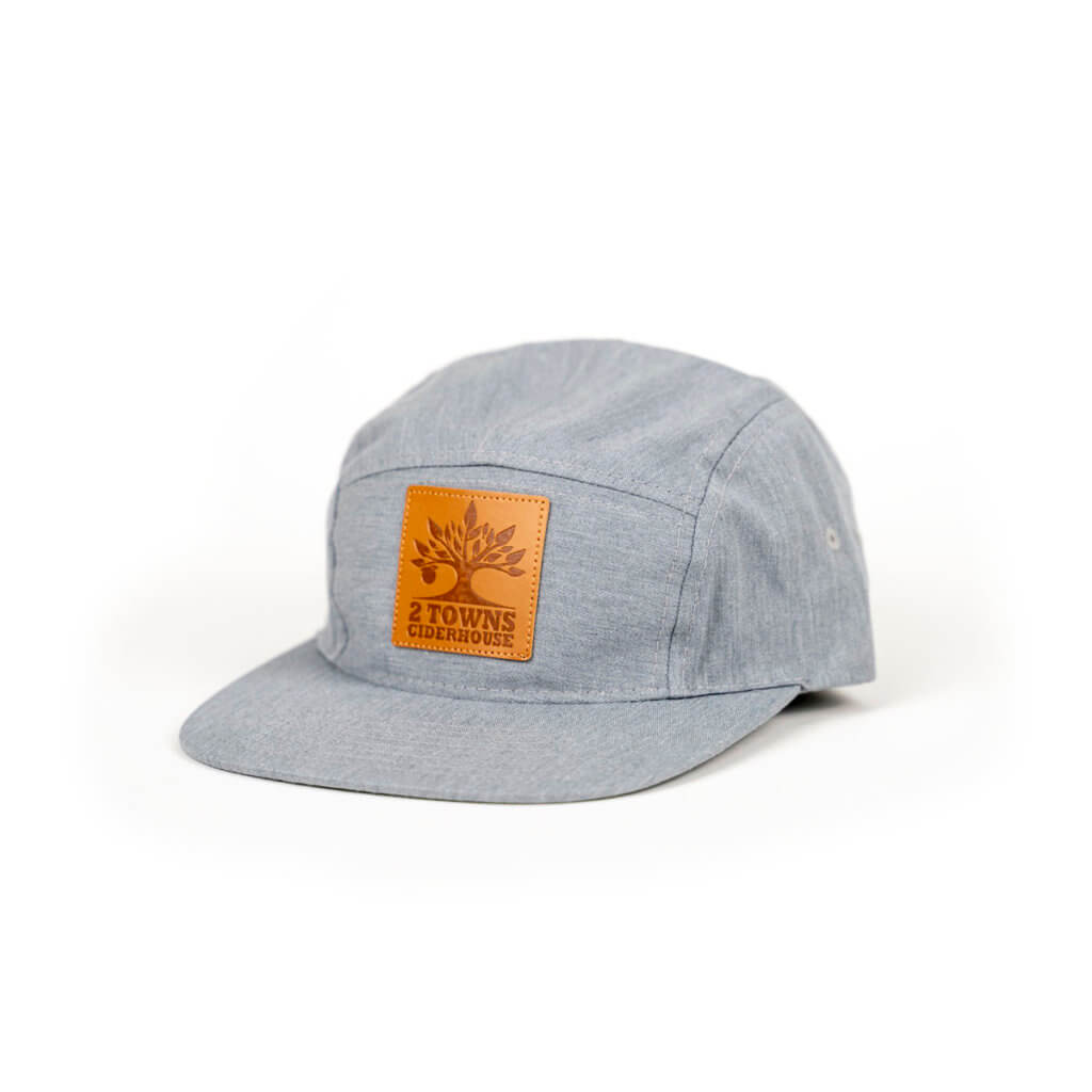 grey camper hat